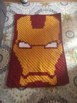 Iron man finished