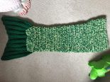 Mermaid tail finished